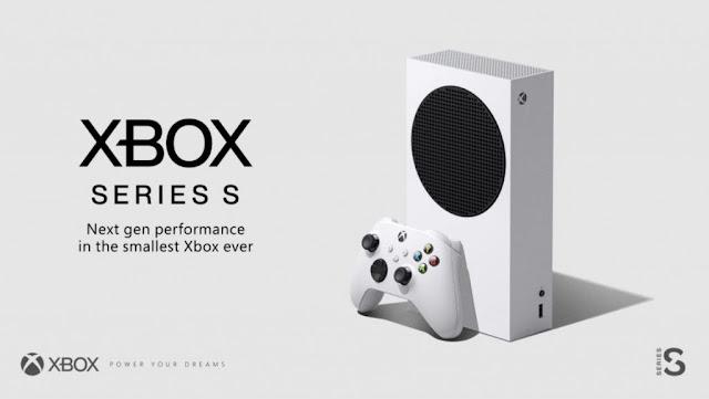Xbox Series S é oficial - tamanho pequeno, preço pequeno e poderosa