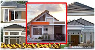 Gambar Rumah Sederhana Ukuran 6x9 di Kampung