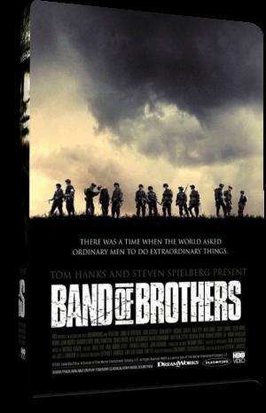 Megafilecenter Band Of Brothers Hermanos De Sangre Dual Audio Hd Mega