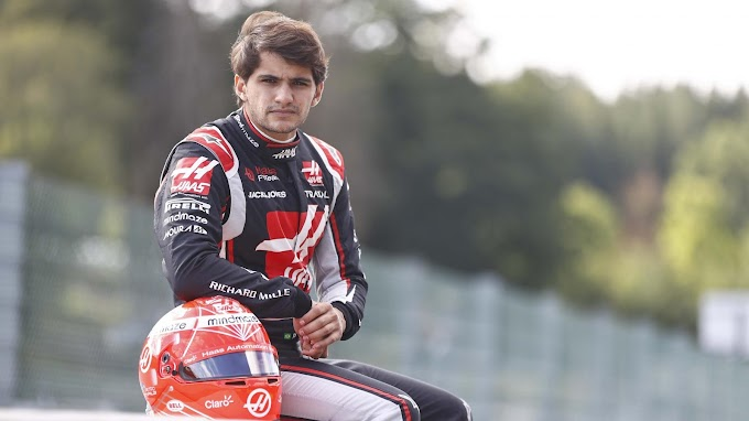 Pietro Fittipaldi zastąpi Romaina Grosjeana w GP Sakhiru