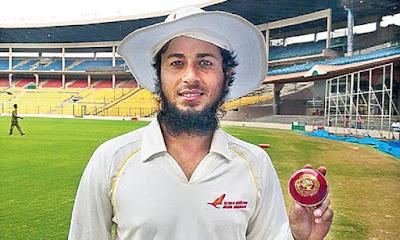 बिहारी बॉलर ने उड़ाए होश 7  बाल पर लिए 6  विकेट