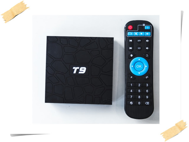 T9 TV Android Box Productnation