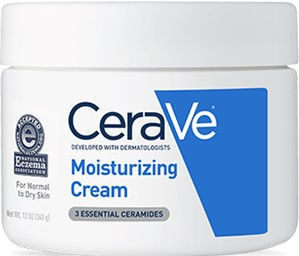 Order your free sample - CeraVe Moisturizing Cream