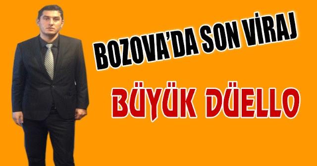 AK Parti Bozova ilçe başkanlığında son viraj