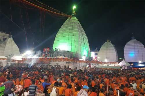 Shravan Mela in Jharkhand