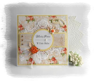 Na jesienny ślub…