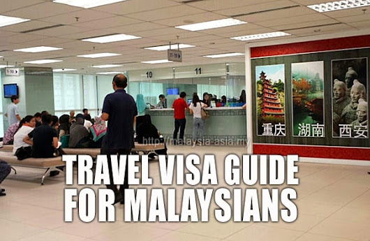 Travel Visa Guide Information for Malaysians