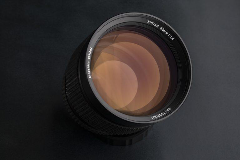 Kinoshita Kistar 85mm f/1.4