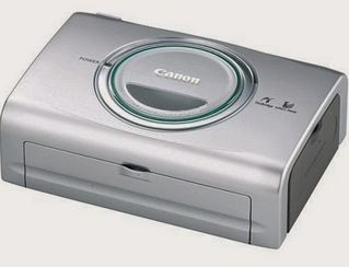 Canon CP-220 Compact Photo Printer