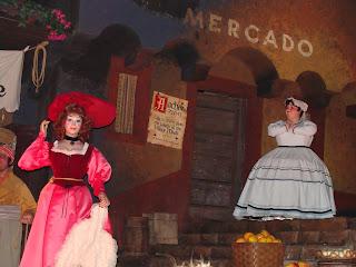Original Bride Auction Pirates of the Caribbean Magic Kingdom