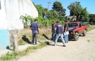Hallan degollada a una mujer este Jueves en Tlapacoyan Veracruz