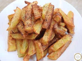 Cartofi prajiti reteta rapida in ulei la tigaie zepter cu capac retete mancare post legume fast food garnitura sare piper crocanti moi,
