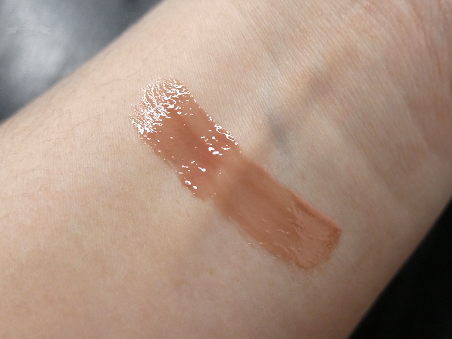 "Reviderm Mineral Lacquer Gloss ""Innocent Love""  Swatches"