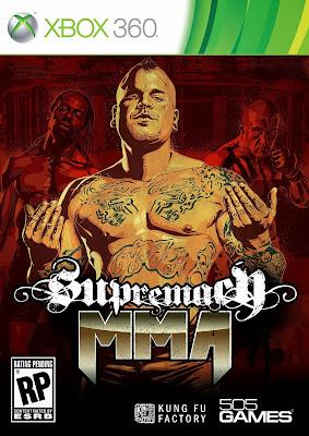 Supremacy MMA Xbox360 free download full version