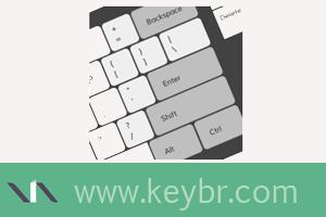 Keybr.com, web para adquirir velocidad al escribir en el ordenador