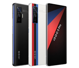 iQOO 5 Pro Specifications