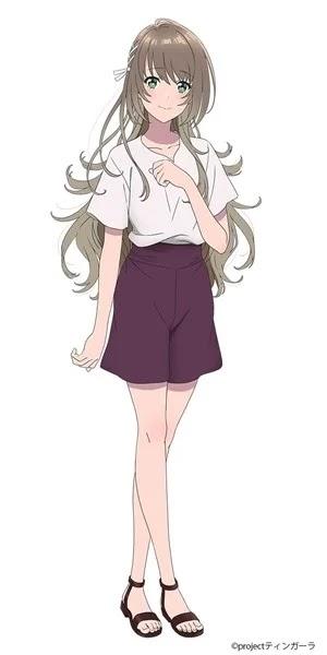 Fūka Miyazawa Voiced by: Rikako Aida