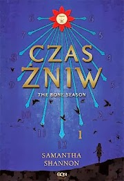 Samantha Shannon Czas  Żniw (The Bone Season)
