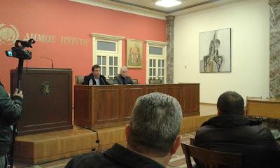 Τ. Αντωνακόπουλος: Με κινητοποιήσεις και τοπικό δημοψήφισμα απαντάμε στην Κυβέρνηση για Δομή Φιλοξενίας προσφύγων και μεταναστών στο Επιτάλιο - Ομόφωνες αποφάσεις της Δημοτικής Επιτροπής Διαβούλευσης του Δήμου(Photos)