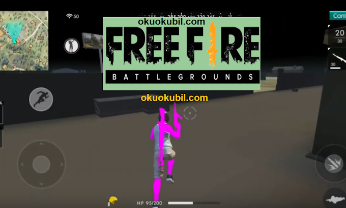 Free Fire 1.38.2 Özel Renk - Az can gitme Mod Hile İndir 09 Ağustos 2019