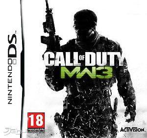Descargar Call of Duty: Modern Warfare 3 Defiance para nintendo nds español mega y mediafire