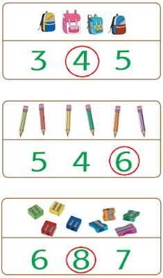 Lingkari lambang bilangan yang sesuai www.jokowidodo-marufamin.com