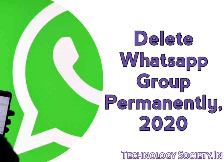 How To Delete a Muted Whatsapp Group in 2020-21