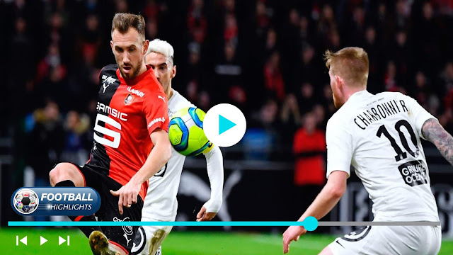 Rennes vs Brest – Highlights