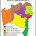 A Bahia é dividida em sete mesorregiões; confira detalhes e peculiaridades de cada uma