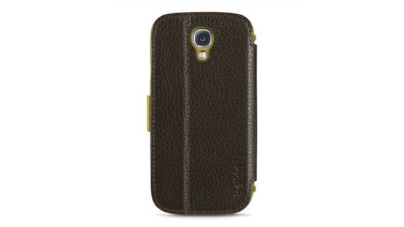 Belkin leather case samsung s4 Wallet Folio With Stand