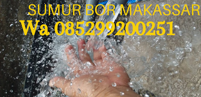 Sumur Bor di Makassar