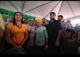Eliziane Gama participa do ato de lançamento da pré-candidatura do ...