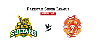 Multan Sultans vs Islamabad United 25th T20 Predictions and Betting Tips