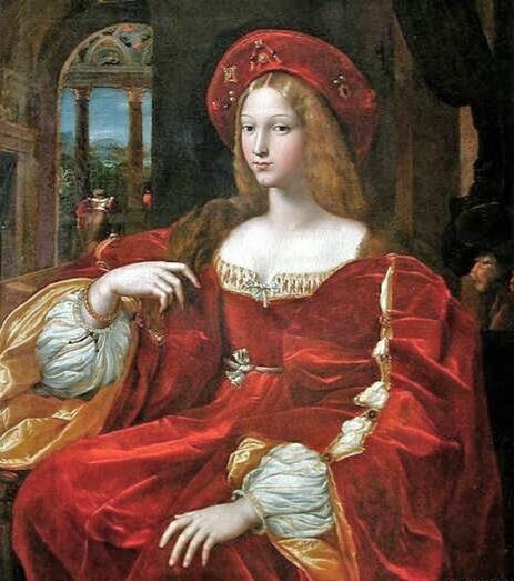 1500s Fashion Women