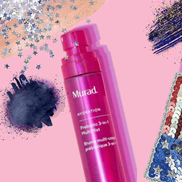 Cruelty-free Murad Prebiotic 3-in-1 Multi Mist Review By Barbies Beauty Bits