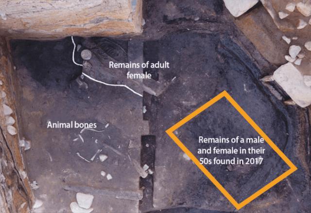 More evidence unearthed of Silla-era human sacrifice