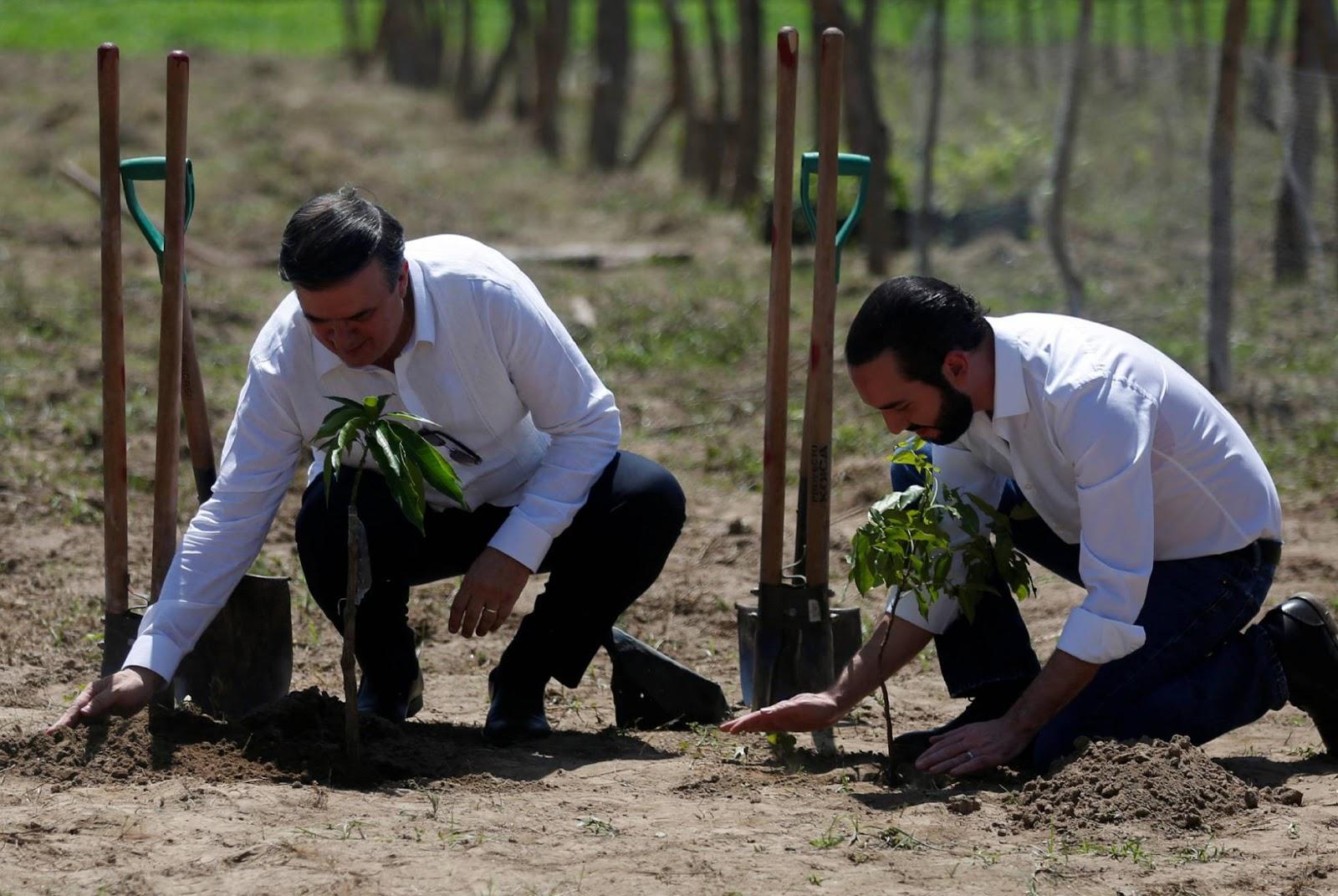 Por primera vez en la historia, México exporta un programa de desarrollo a El Salvador