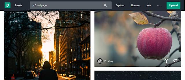 5 Situs Tempat Download Wallpaper Bagus Untuk Background