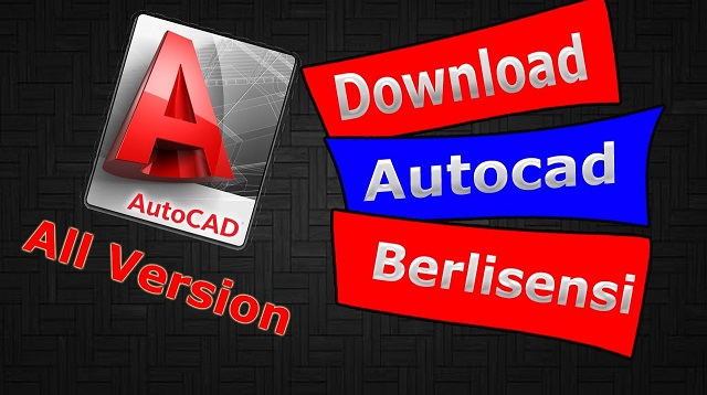 Cara Menginstal Software Autocad