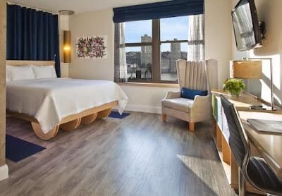 NYLO New York City Hotel 7