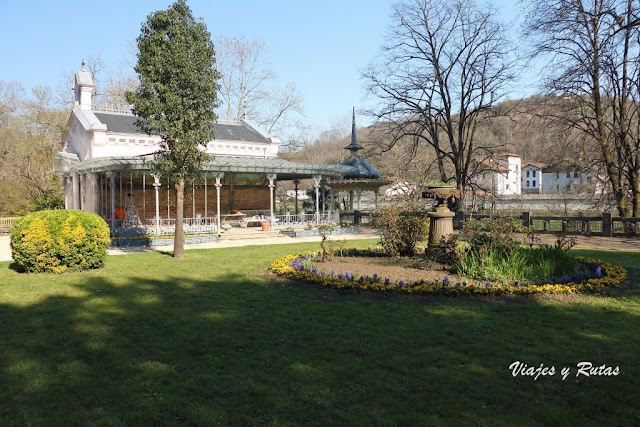 Jardín histórico de Bertiz, Navarra