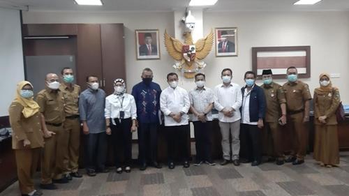 Terima Kunker Anggota DPD RI, Ketua Bapemperda DPRD Sumbar Singgung Omnibus Perda