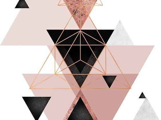 Inspirações - Padrão Geométrico