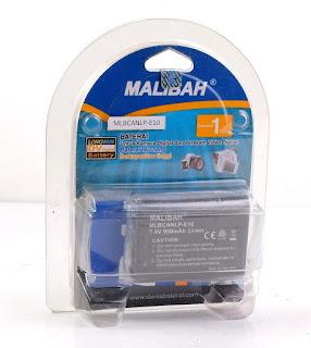 Baterai LP-E10 Malibah High Quality