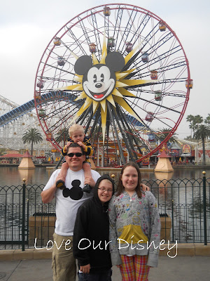 Disney suring spring or other school breaks. How to survive the crowds from LoveOurDisney.com