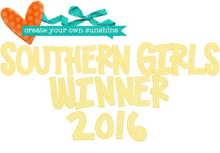 I won at Southern Girls!