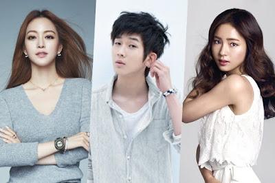 13 Aktris dan Aktor Korea Yang Sangat Jago Bahasa Inggris Salah Satunya Park Min Yong