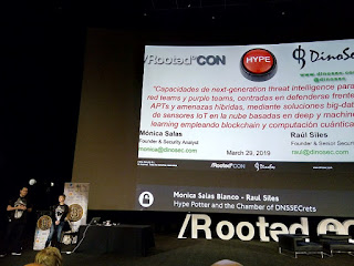 RootedCon 2019 - Mónica Salas y Raul Siles - Hype Potter and the Chamber of DNSSECrets