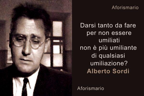 Alberto Sordi Frasi Celebri