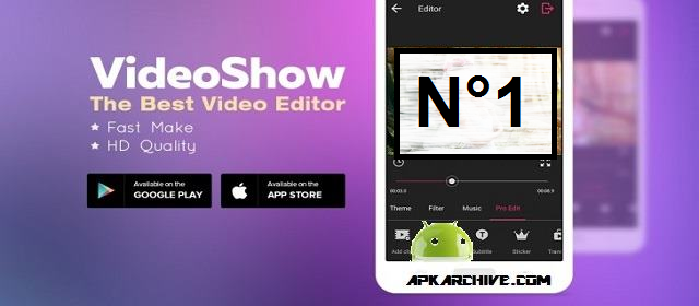 download professional video editor for android